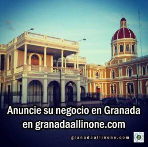 anunciese en granadaallinone.com GRATIS