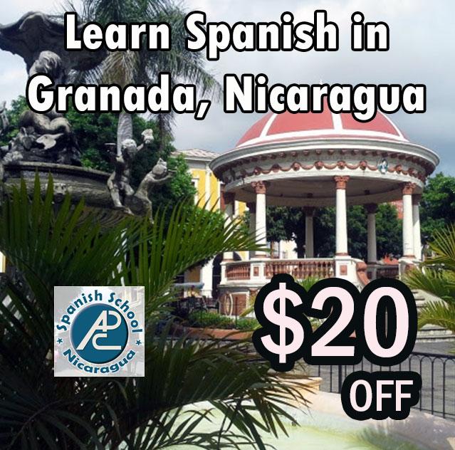 Learn Spanish in Granada, Nicaragua